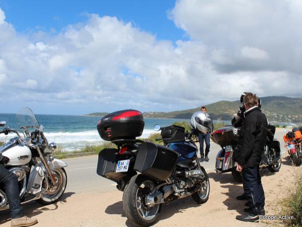 Tour De Corse Entre Mer Montagne A Moto